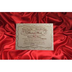 Invitatie de nunta 1694 BEST