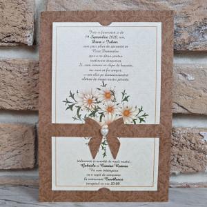Invitatie de nunta 2763 POPULAR