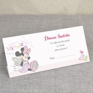 Plic de bani Minnie Fairy 5708 DELUXE