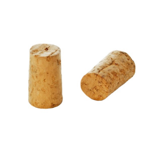 Dop conic din pluta colmatata D 21/19*h31 mm