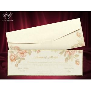 Invitatie de nunta eleganta 3674 SEDEF