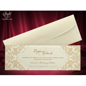 Invitatie de nunta eleganta 3679 SEDEF