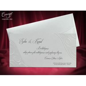 Invitatie de nunta 5395