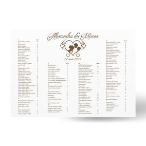 Lista de invitati - L59